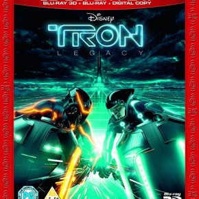 tron legacy 3d superplay packshot