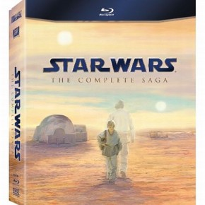 star wars blu-ray the complete saga