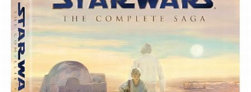 Star Wars The Complete Saga on Blu-ray: the full details
