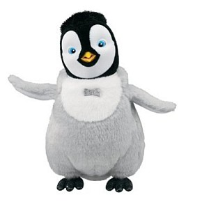 Happy Feet 2 Sing and Dance Erik Soft Toy