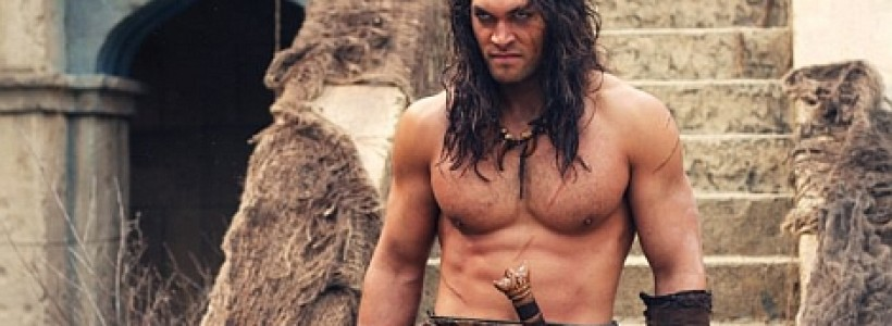 Second Conan trailer fights its way online