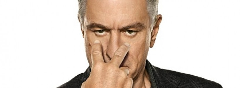 Robert De Niro interview: punching Ben Stiller in the face in Little Fockers