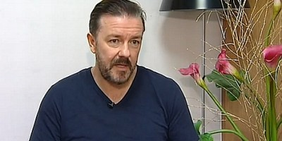 Ricky Gervais talks Golden Globes III