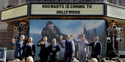 Harry Potter moves to Hollywood
