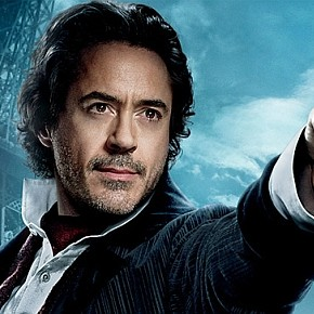 Sherlock Holmes A Game Of Shadows poster Robert Downey Junior