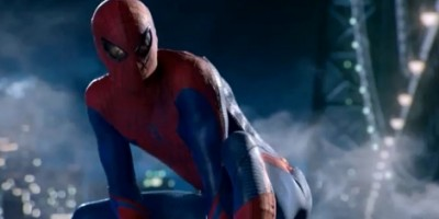 The Amazing Spider-Man: four-minute video preview