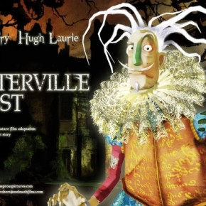 The Canterville Ghost poster Stephen Fry Hugh Laurie 470