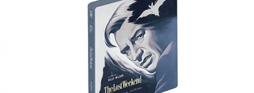 Billy Wilder's Lost Weekend found on Blu-ray