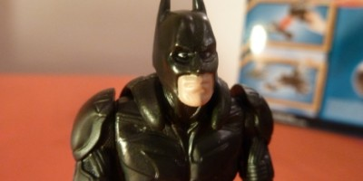 The Dark Knight Rises Attack Armour Bat-Pod and The Bat: Toy Reviews