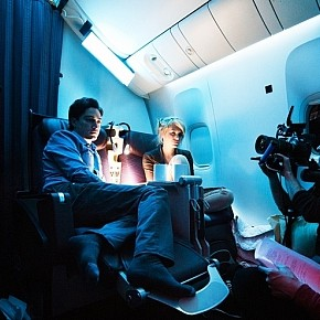 VIRGIN ATLANTIC RELEASES LOVE AT FIRST FLIGHT MOVIE 470