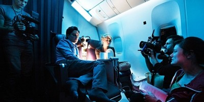 Virgin Atlantic, Virgin America and Virgin Australia produce high-flying short Departure Date