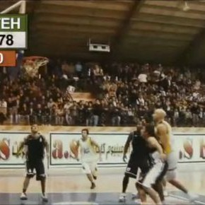 The Iran Job basketball game AS vs TEH 470