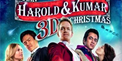 A Very Harold & Kumar 3D Christmas: Blu-ray Review