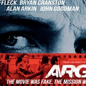 Argo Review poster Ben Affleck sci-fi movie Iran true story 470