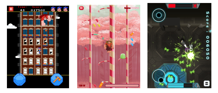 Wreck It Ralph Crashes Into Mobile Devices Launch Disney ...