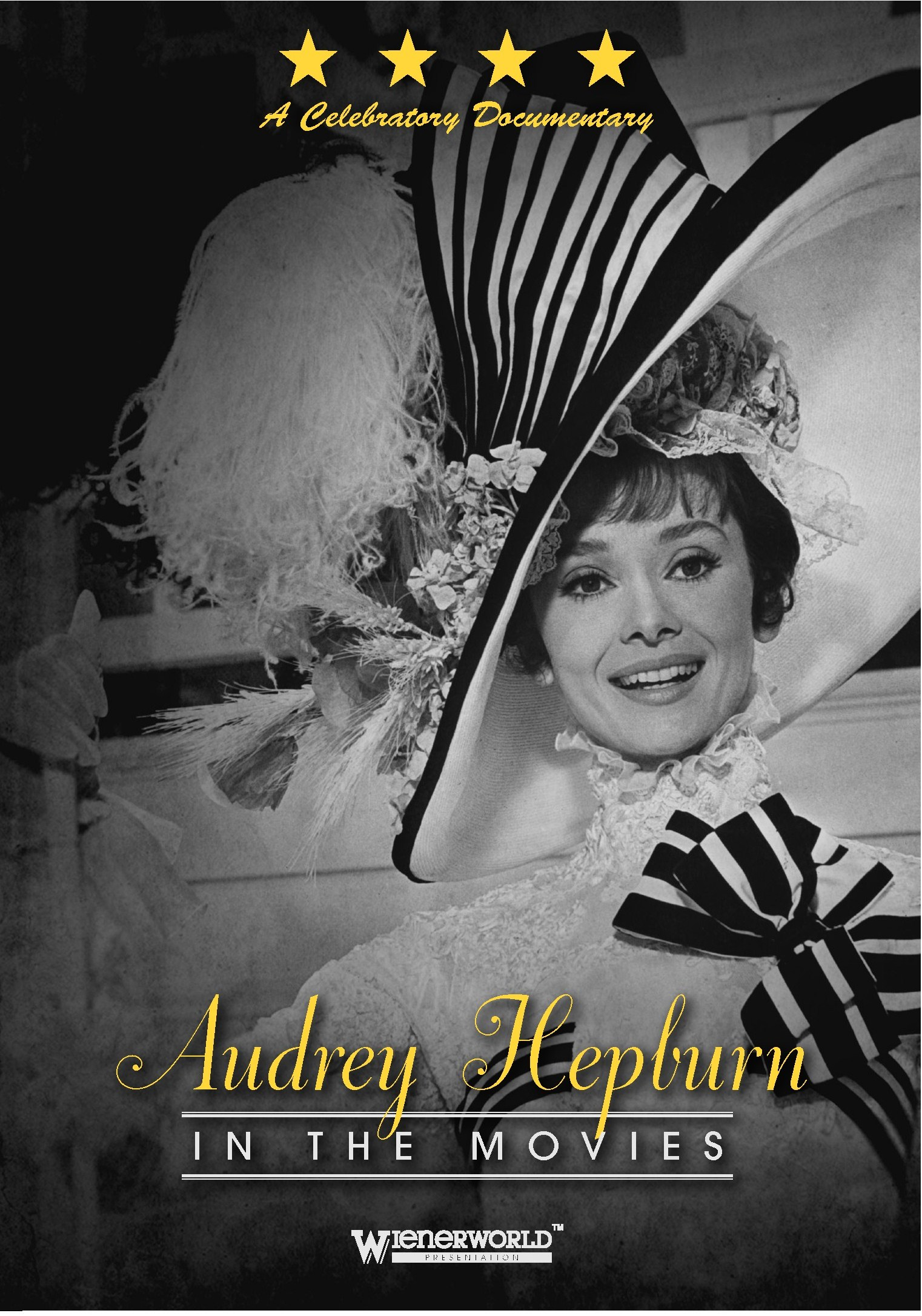 Audrey Hepburn In The Movies DVD cover