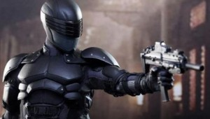 Snake Eyes Figure GI Joe Retaliation Hot Toys Hasbro 470