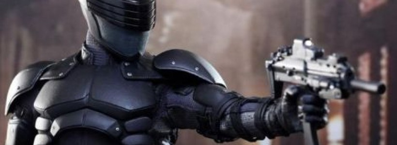 Snake Eyes action figure from G.I. Joe: Retaliation announced