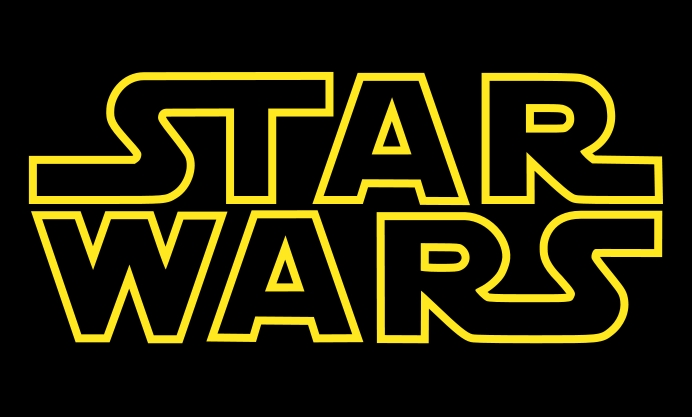 Star Wars logo Episode VII