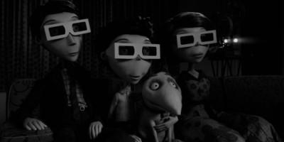 Frankenweenie: bringing Tim Burton's film to life
