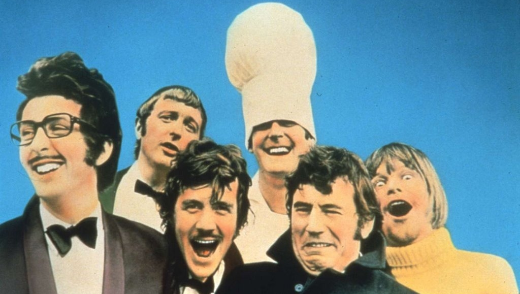 Monty Python team Eric Idle not signed on for Absolutely Anything
