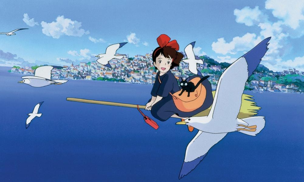 Kiki's Delivery Service Hayao Miyazaki
