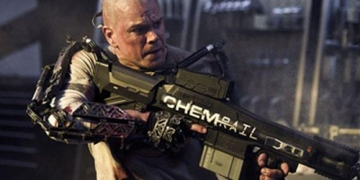 Elysium trailer takes District 9's war on poverty to a whole new level