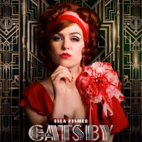 Isla Fisher The-great-gatsby Baz Luhrmann