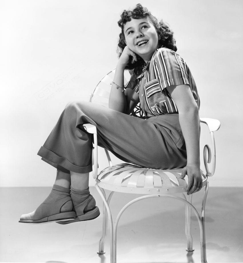 Jane Withers child star Born on April 12 1926 in Atlanta Georgia