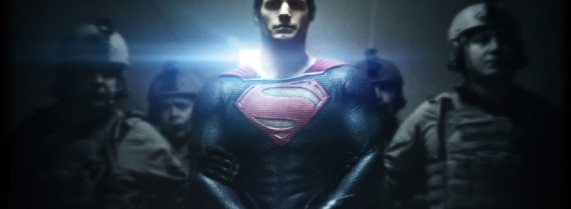 Man Of Steel: new trailer online now