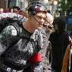 Megan Fox: Photo on the set of the Teenage Mutant Ninja Turtles reboot