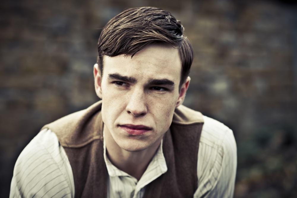 Nico Mirallegro of The Village and My Mad Fat Diary stars in Jimmy McGovern's BBC drama Common