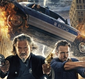 RIPD poster Jeff Bridges Ryan Reynolds Robert Schwentke Peter Lenkov comic 570