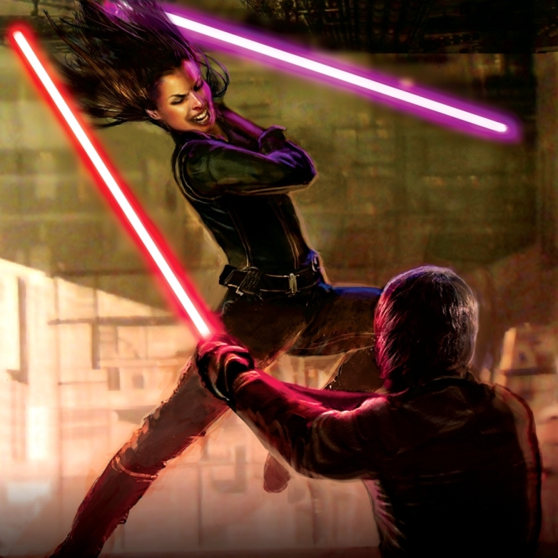 Jacen and Jaina Solo in Star Wars Episode VII