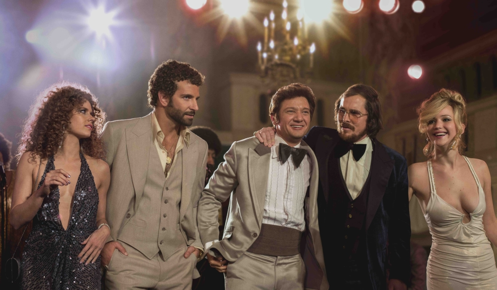American Hustle group shot