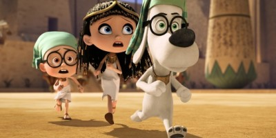 Mr. Peabody & Sherman: Review
