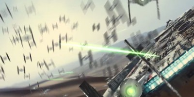 George Lucas creates a 'Special Edition' Star Wars VII Trailer