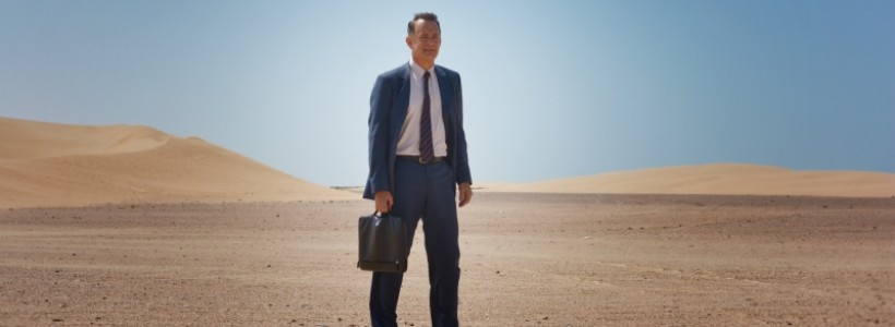 Tom Hanks in A Hologram For The King: first image released