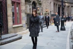 Anon movie Clive Owen Amanda Seyfried street scene